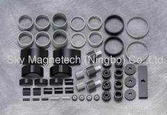 Bonded NdFeB magnet for mini-motor