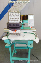 single head cap T-shirt embroidery machine