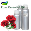Biochemical Fragrant Agents of Rose Oil