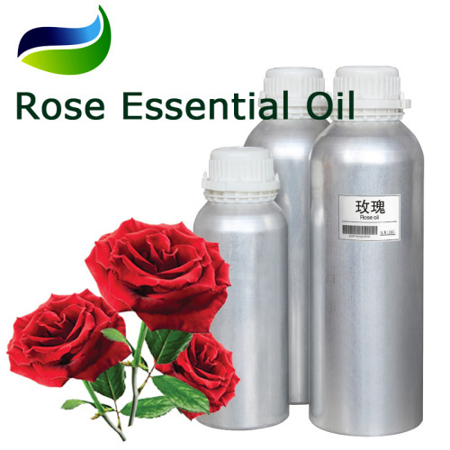 Biochemical Fragrant Agents of Rose Essential Oil