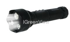 2015 New 14 megapixels bright flashlight camera support wifi / GPS