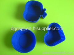 Silicon mini cupcake mould / muffin
