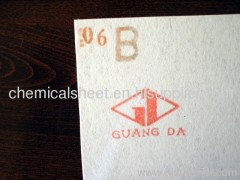 0.6mm chemical sheet