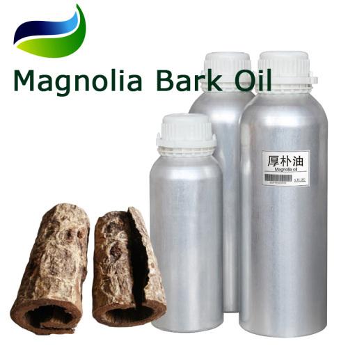 Pure Magnolia Oil Cortex magnolia officinalis Honokiol