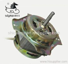 copper or aluminum washing machine motors