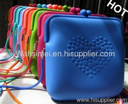 designer silicone handbags wholesale