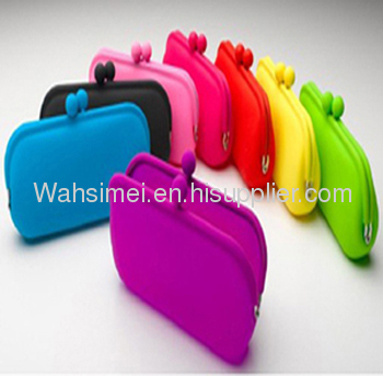 Best choice for silicone wallet for promotion 2012