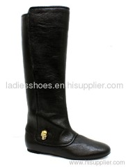 Ladies new Fashion Leather Boots