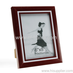 extruded plastic photo frames