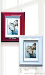 "5""X7"" extruded plastic photo frames"