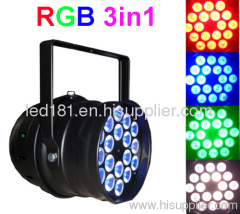 led par 64 led par 64 stage light led stage par light