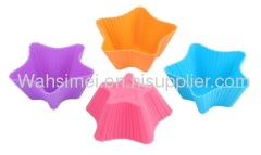 factory price silicone cake mould