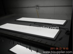 300*1200mm 55W LED flat panel lighting