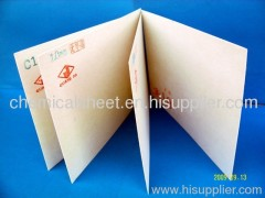 1.0mm chemical sheet