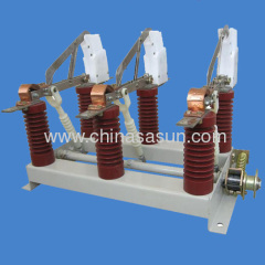 24 KV 3 phases Load Break Switch (LBS)