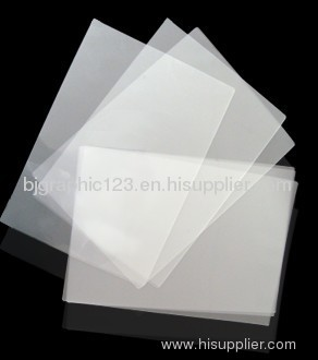 High Quality PET Laminating Pouch Film