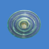 70KN Toughened Glass Insulator Of Cap And Pin Type