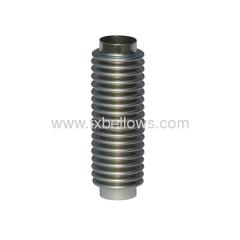 acier inoxydable 316 soufflet utilisé pour pressostat