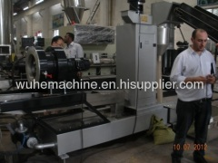 Film water ring cutting system