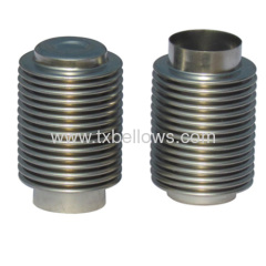 valve metal bellows
