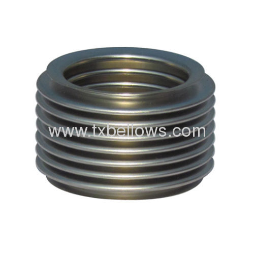 sealing component bellows , metal bellows for vacuum machines