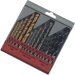 Crescent 15pc multi purpose drill bit set