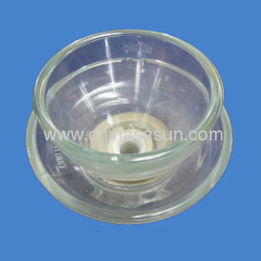 33 KV Pin Type Glass Insulator High Quality