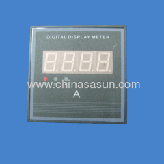 digital electric panel meter china