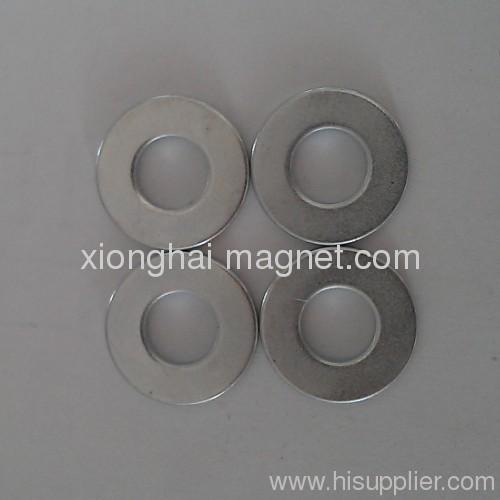 Neodymium Ring Magnet Rare Earth N33,N35,N38,N40,N42,N45,N48,N50,N52, (M, H, SH, EH, UH,AH )