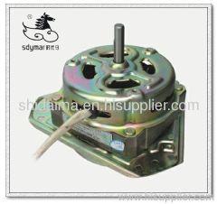 washing machine electric motor