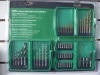 60pcs Combination Drill Bit Set