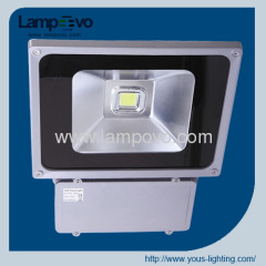80W Aluminium Housing Flood Lamp LED Light