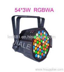rgbwa led par light rgbaw led par light led par lighting