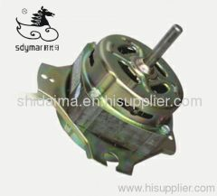 AC motor for wanshing machine and spin