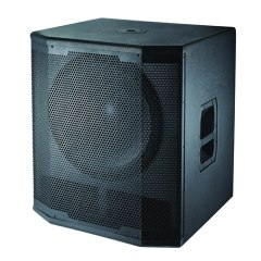"18"" Wooden Painted Speaker Cabinet"