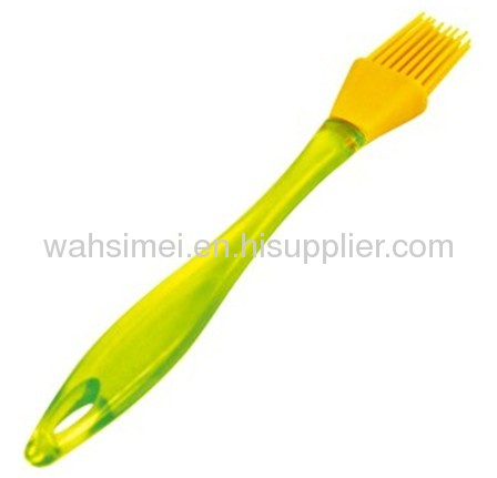 BBQ Silicone brushes with PS handle