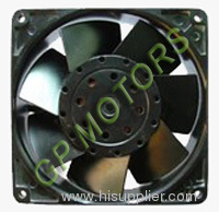 230V AC Axial cooling fan with CE certification low noise