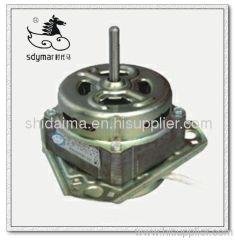 washing machine motor type