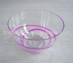 salad bowl double colour