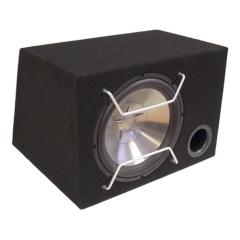 Big volume reflex car audio box