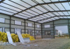 Steel Frame Workshop / Warehouse From Manufacture Company