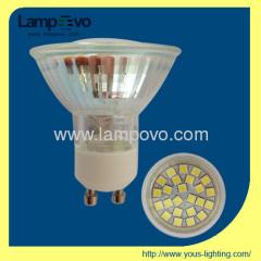 LED SPOTLIGHT GU10 4W