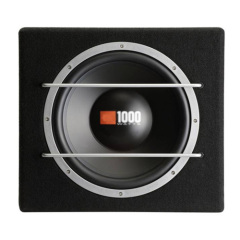 "12"" Subwoofer Car Audio Enclosure"