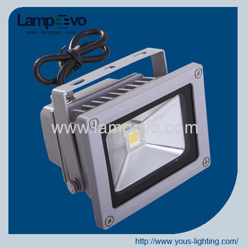 LED Lighting Flood Lamp 10W Aluminium Housing