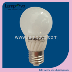 E27 4W LED BULB LIGHT 300lm