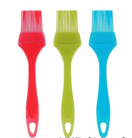 Food grade silicone brushes