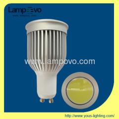 6W LED SPOTLIGHT LAMP GU10 AC100-250V