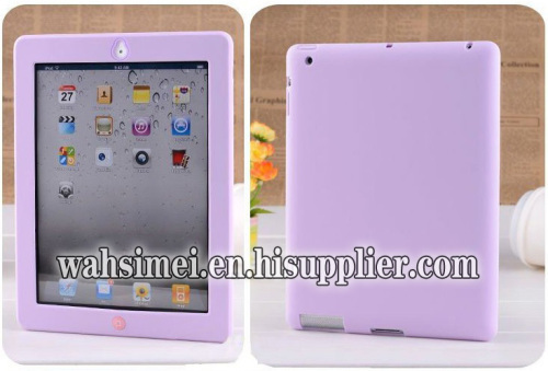 For Ipad Silicone Cover