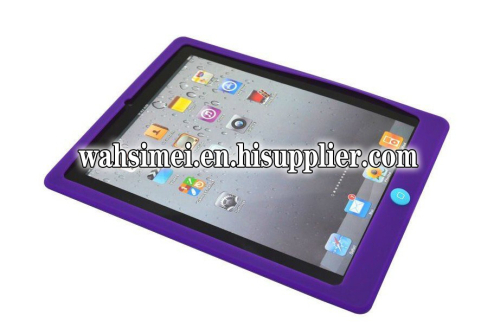 Silicon ipad cover hot sell