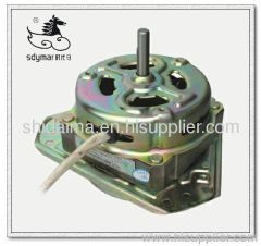 ac motor for spin machine
